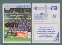 Leicester City Team 213